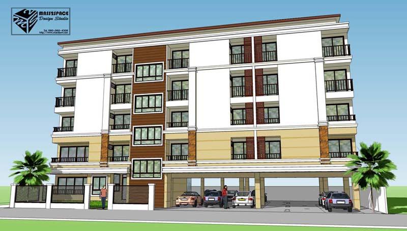 A12 โครงการอพาร์ทเม้นท์ 5